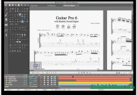 Guitar pro 6 — многодорожечный редактор партитур для гитары