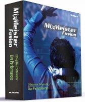 MixMeister Fusion - программа, предназначенная для профессионального ди-джеинга