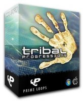 Prime Loops Tribal Progressions (Wav, Rex) - сэмплы скачать