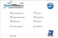 Portable OpenOffice.org Pro 3.2.1 Rus