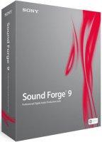 Sony Sound Forge 9 + Crack - Звуковой редактор, включающи мощный набор аудио инструментов для управления звуком