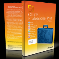 Microsoft Office Professional Plus 2010 RTM Build v14.0.4763.1000 Volume  Русский + Английский (x86/х64)
