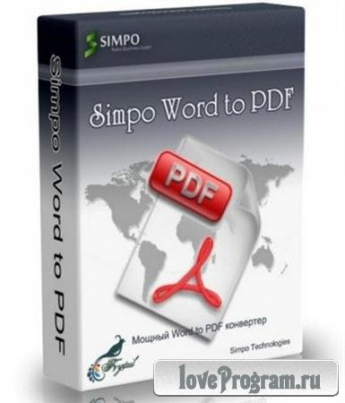 Simpo PDF to Word 3.4.1.0 Portable