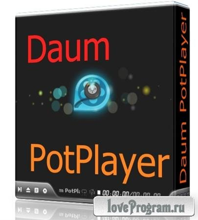 Daum PotPlayer 1.5.30417 x86 Rus + Portable by SamLab