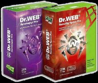 Dr.Web Anti-virus & Security Space Pro 6.00.1.09090 Final [Русский]