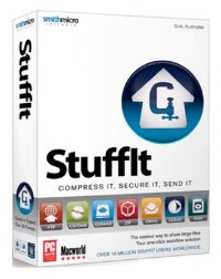 StuffIt Deluxe 15.0.4 [Multi]