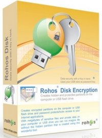 Rohos Disk Encryption 1.9 [Multi/Rus]