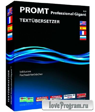 Promt Professional 9.0.445 Giant New + словари 9.3