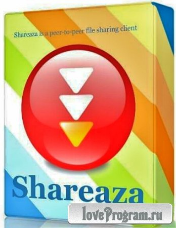 Shareaza 2.5.5.1 Revision 9062 Portable