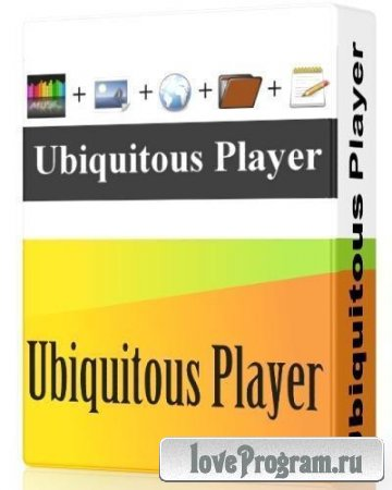 Ubiquitous Player 4.0 RuS + Portable