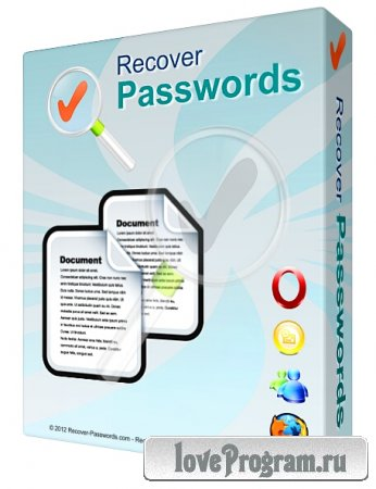 Recover Passwords 1.0.0.19 Portable