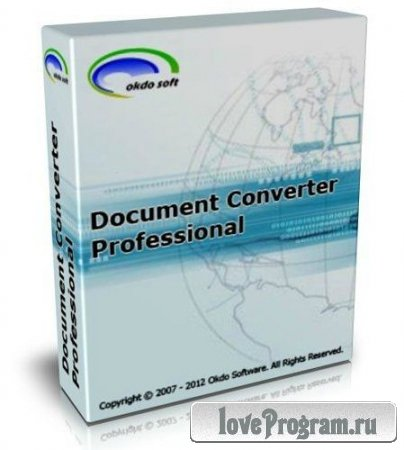 Okdo Document Converter Professional 4.6 RUS Portable