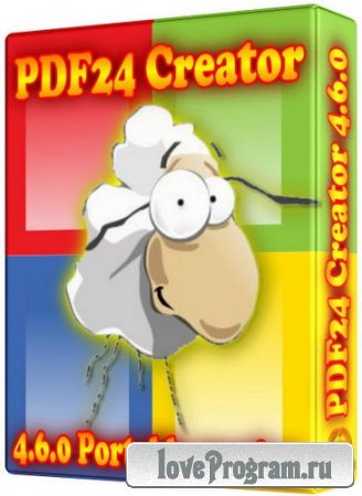 PDF24 Creator 4.6.0 ML/Rus Portable