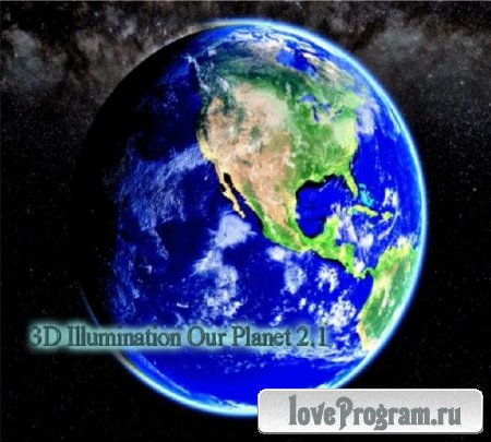 3D Illumination Our Planet 2.1