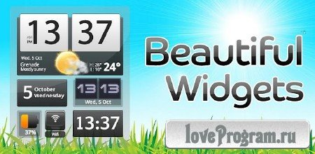Beautiful Widgets 4.10.5 (Android)