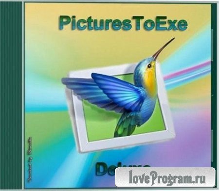 PicturesToExe Deluxe 7.0.7 Portable by Maverick