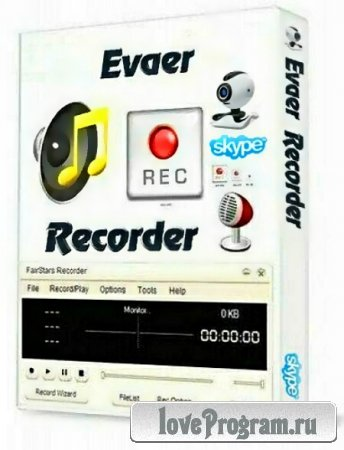 Evaer Video Recorder for Skype 1.2.8.11