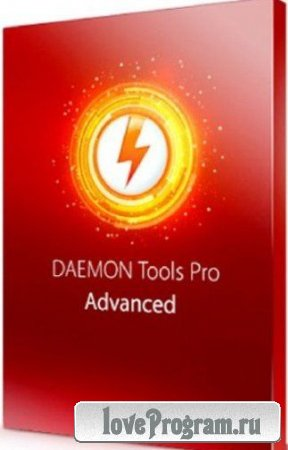 Daemon Tools Pro Advanced 5.1.0.0333 Rus/Eng Portable