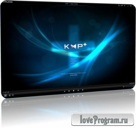 The KMPlayer 3.3.0.33 Final DC 21.08.2012