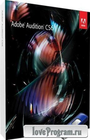 Adobe Audition CS6 5.0 build 708 Rus Portable by punsh