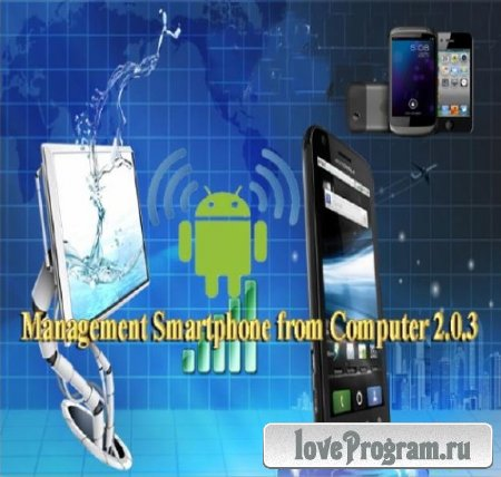 Management Smartphone from Computer 2.0.3