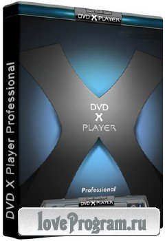 DVD X Player Professional 5.5.3.3 + Portable