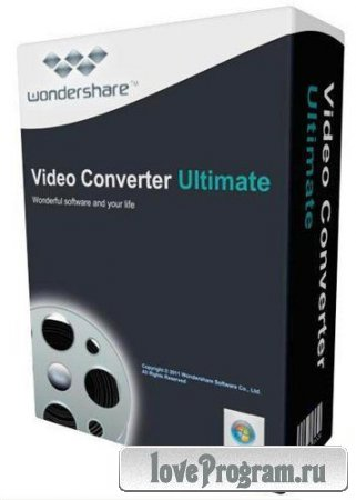 Wondershare Video Converter Ultimate 6.0.0.18 Rus/ML Portable