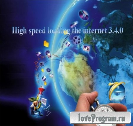 High speed loading the internet 3.4.0