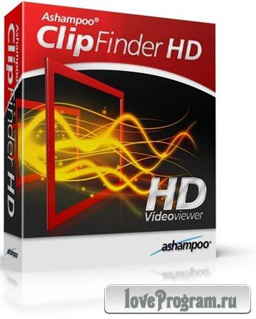 Ashampoo ClipFinder HD 2.28 Portable