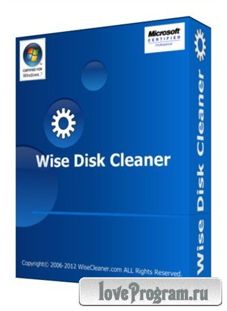 Wise Disk Cleaner 7.64 Build 519