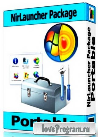 NirLauncher Package 1.16.06 Rus Portable