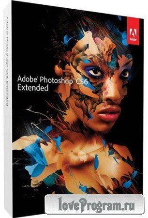 Adobe Photoshop CS6 Extended 13.0.1.1 Final RePack by MarioLast