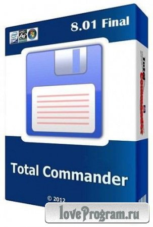 Total Commander 8.01 Final x86+x64 [MAX-Pack 2012.9.6] AiO-Smart-SFX