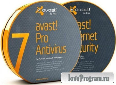 Avast! Internet Security / Antivirus Pro v 7.0.1468 Beta ML/RUS + Активация до 2050 года