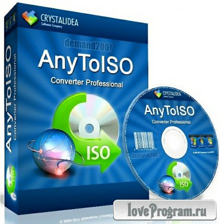 AnyToISO Converter Professional 3.4.1 Build 445