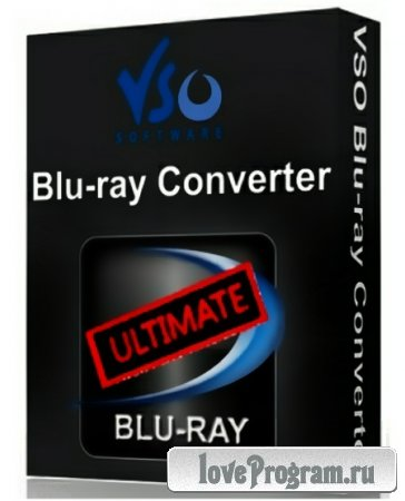 VSO Blu-ray Converter Ultimate 2.1.1.4 Final Portable