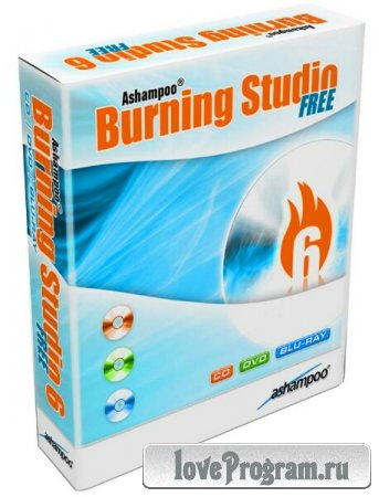 Ashampoo Burning Studio Free 6.81 Portable by SamDel