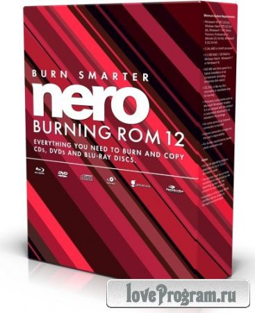 Nero Burning ROM 12.0.20000 Portable by PortableAppZ
