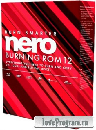 Nero Burning ROM Lite v12.0.00300 Rus Portable