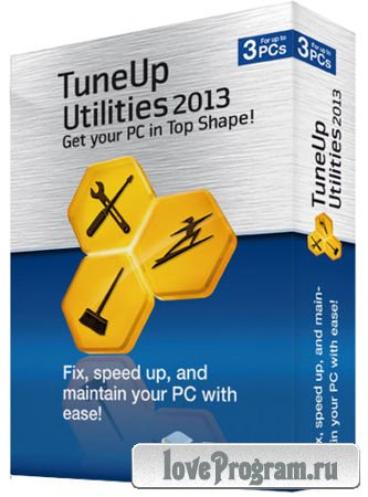TuneUp Utilities 2013 v13.0.2020.14 Final RePack by elchupakabra (2012)