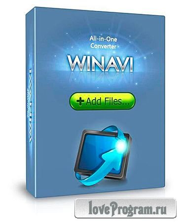 WinAVI All-In-One Converter 1.7.0.4671 Rus/Eng Portable