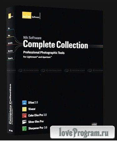 Nik Software Complete Collection Final (2012)