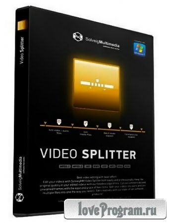 SolveigMM Video Splitter 3.5.1210.2 Final