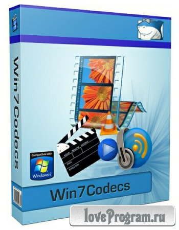 Win7codecs 3.8.0 + x64 Components