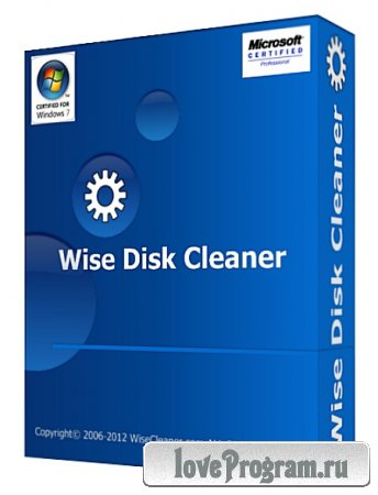 Wise Disk Cleaner 7.67.523 + Portable