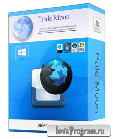 Pale Moon 15.2.1 Portable
