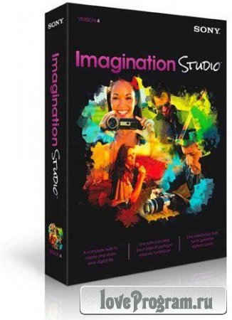 Sony Imagination Studio 4 ML/RUS