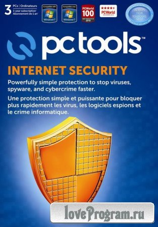 PC Tools Internet Security v 9.1.0.2898 Final