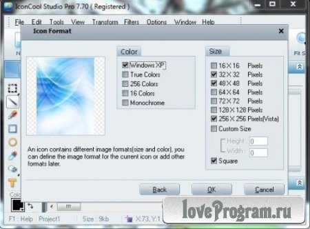 IconCool Studio Pro 7.70 Build 121108 Portable