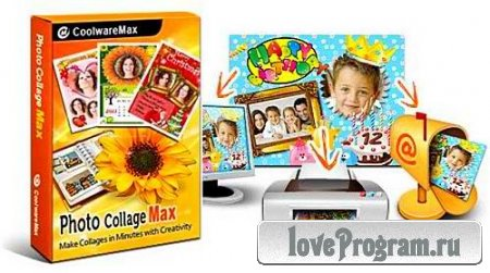 Photo Collage Max 2.1.6.2 Rus + Portable